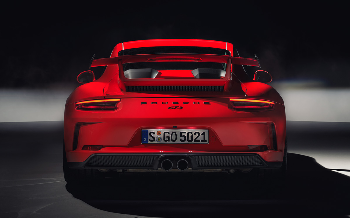 911 GT3 11 Rear Light 0 fx