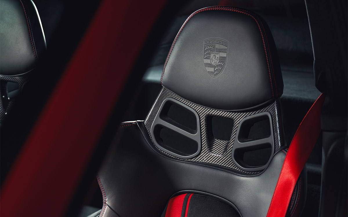 911 GT3 15 Driver s Seat fx