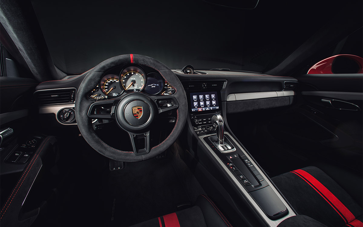 911 GT3 37 Interior Driver s View fx