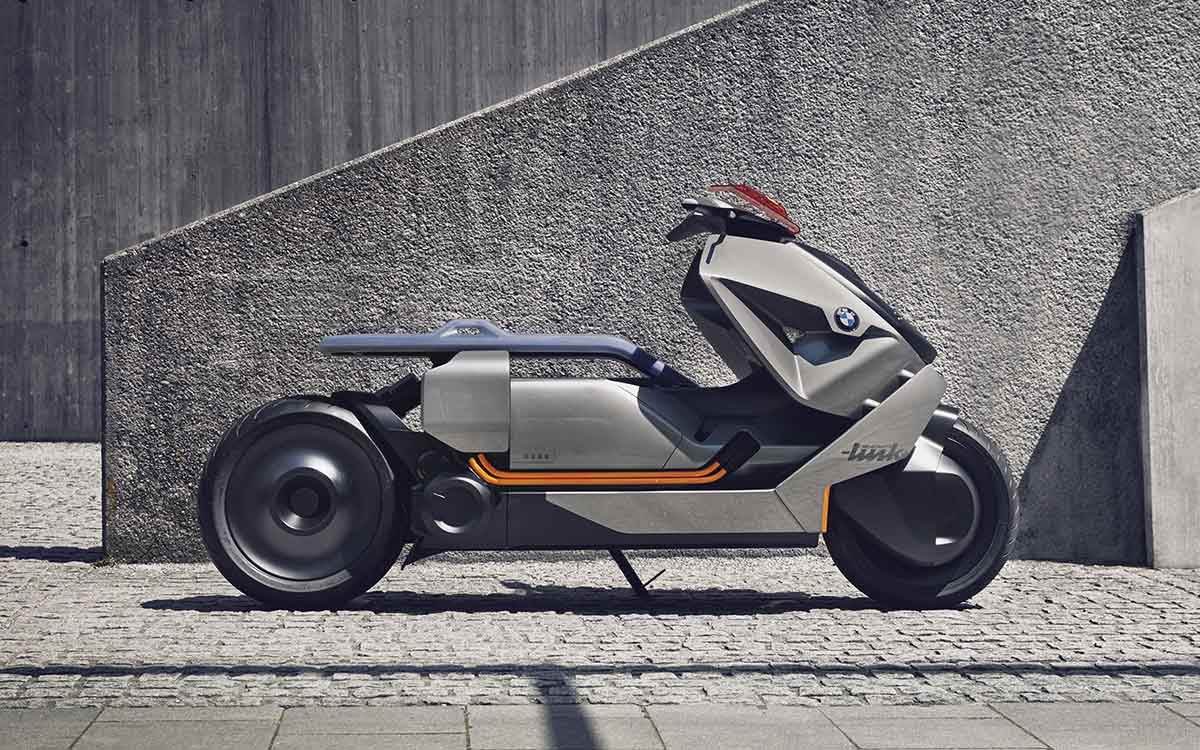 BMW Motorrad Concept Link Lateral fx
