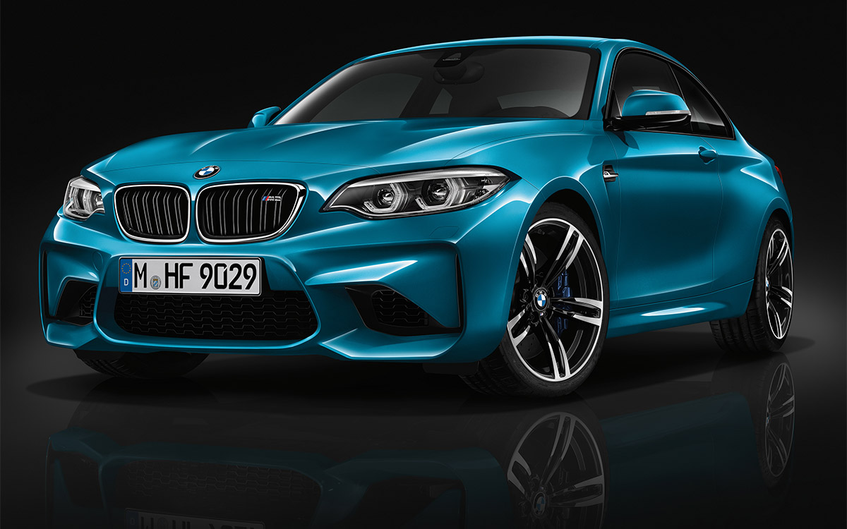 BMW Serie 2 Coupe Frente 3 4 fx