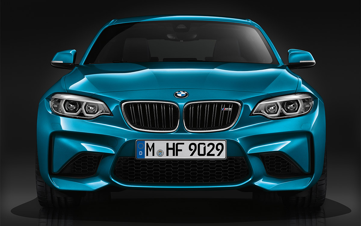 BMW Serie 2 Coupe Frontal fx