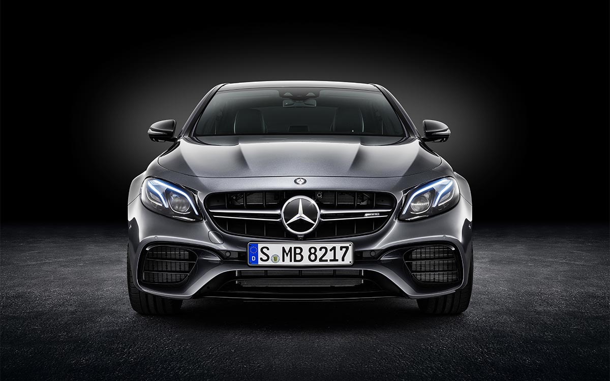 AMG E 63 Frontal fx