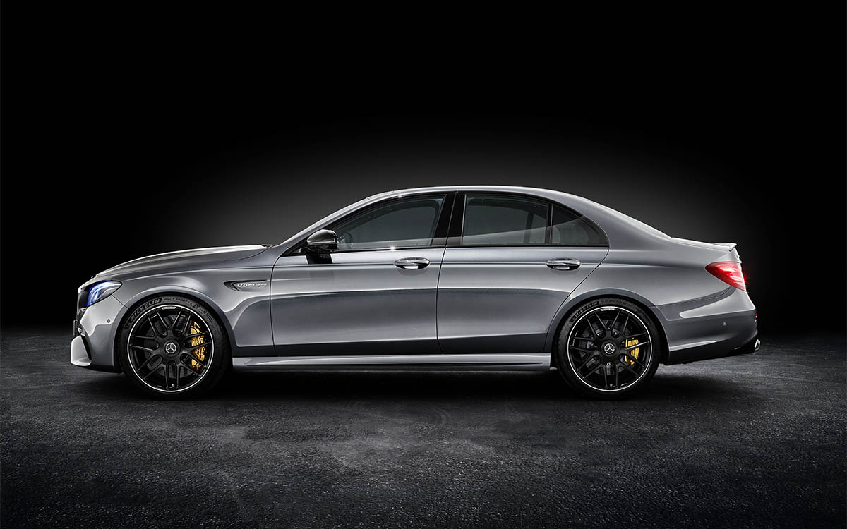AMG E 63 Lateral fx