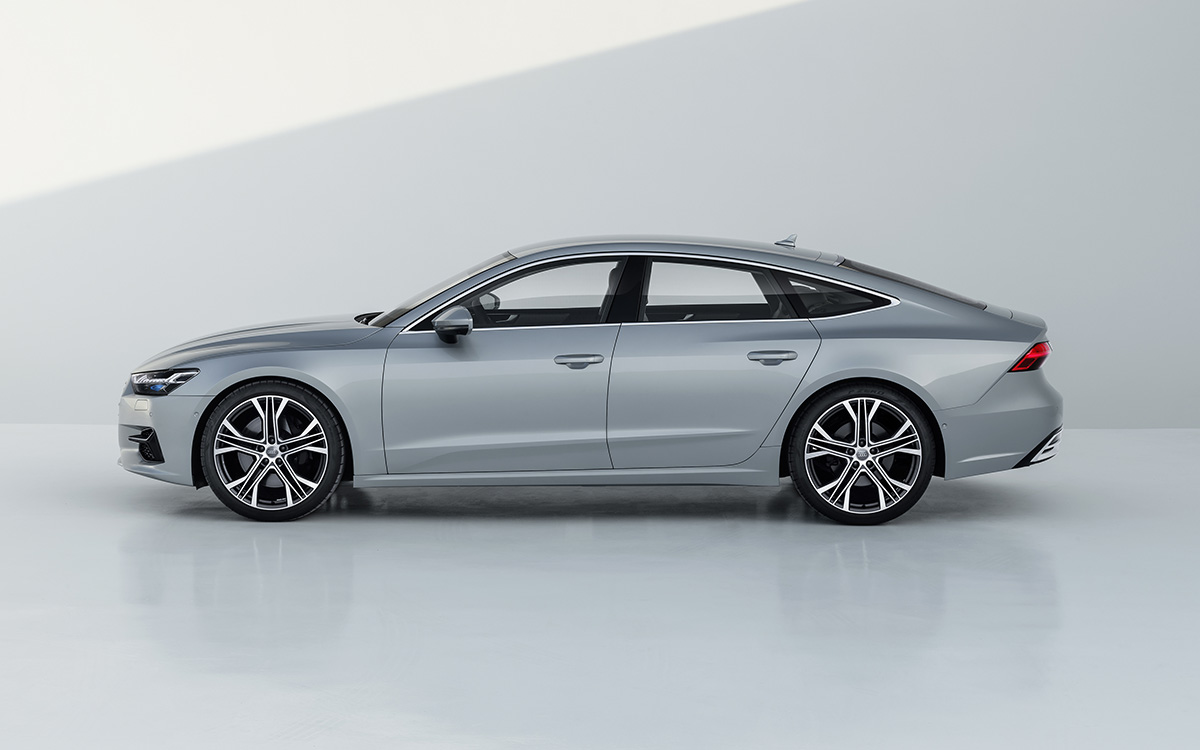 Audi A7 Sportback lateral fx