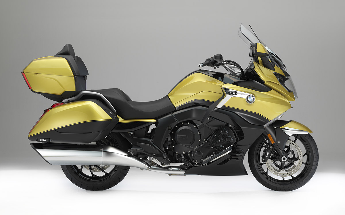 BMW K 1600 Grand America lateral fx