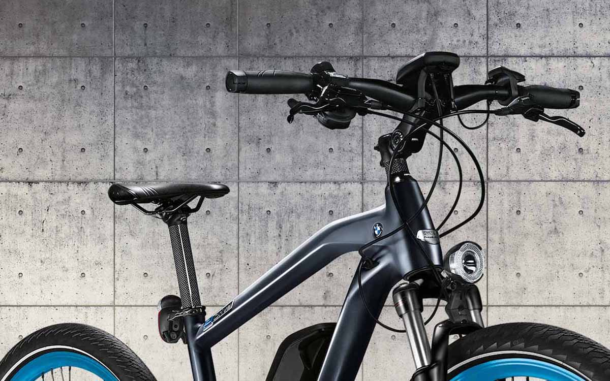 BMW Cruise e Bike Limited Edition Close 1