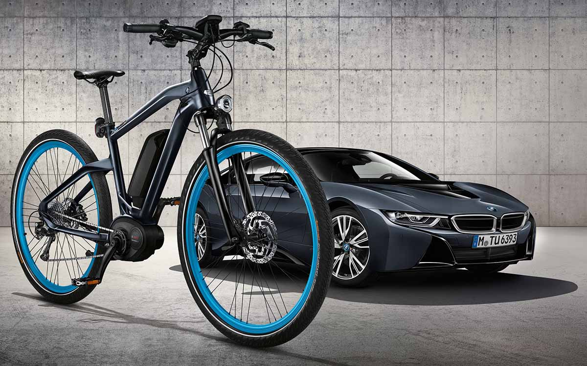 BMW Cruise e Bike Limited Edition Cover