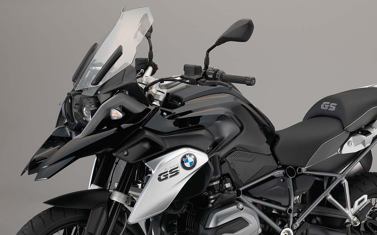 R 1200 GS TripleBlack Cover