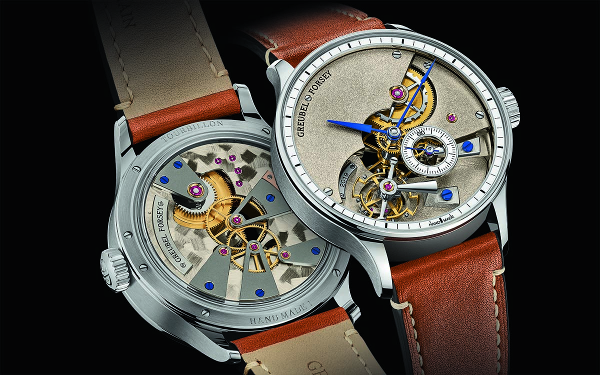 Greubel Forsey Hand Made 1 cover