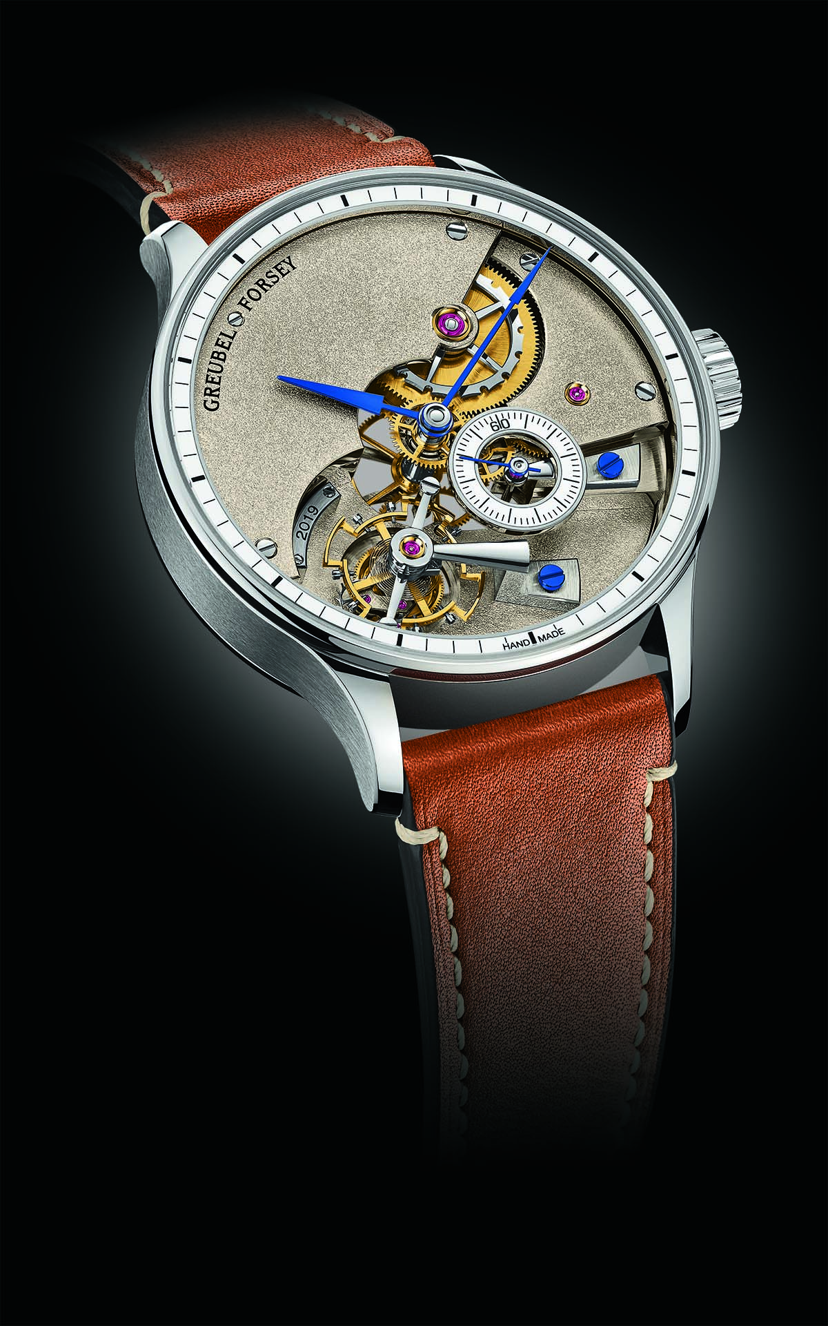 Greubel Forsey Hand Made 1 frente fx
