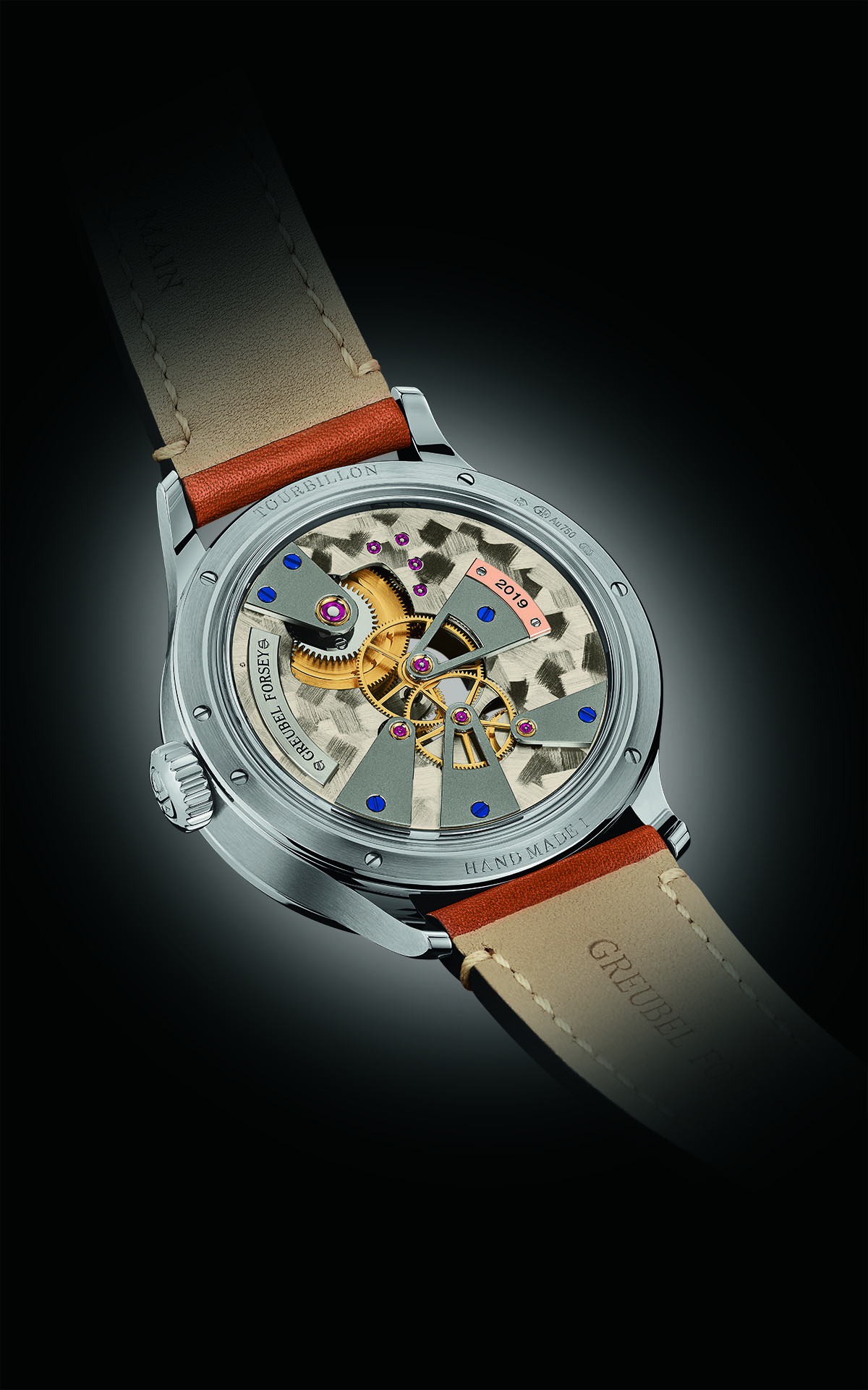 Greubel Forsey Hand Made 1 trasera fx