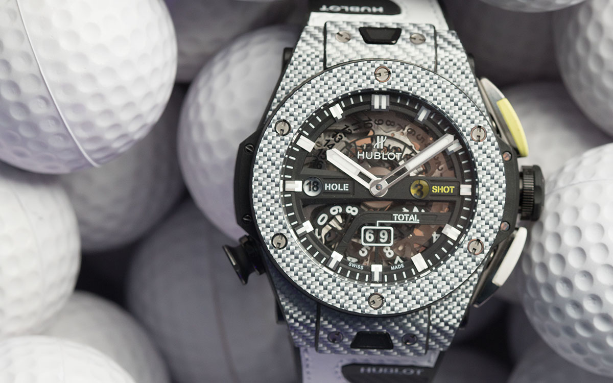 Hublot Big Bang Unico Golf Balls fx