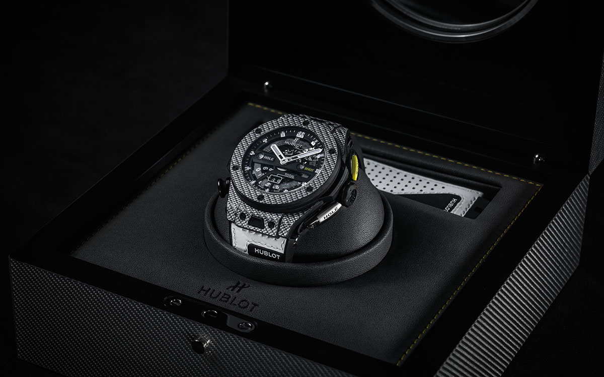 Hublot Big Bang Unico Golf Caja fx