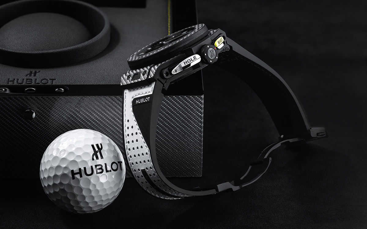 Hublot Big Bang Unico Golf Cover fx