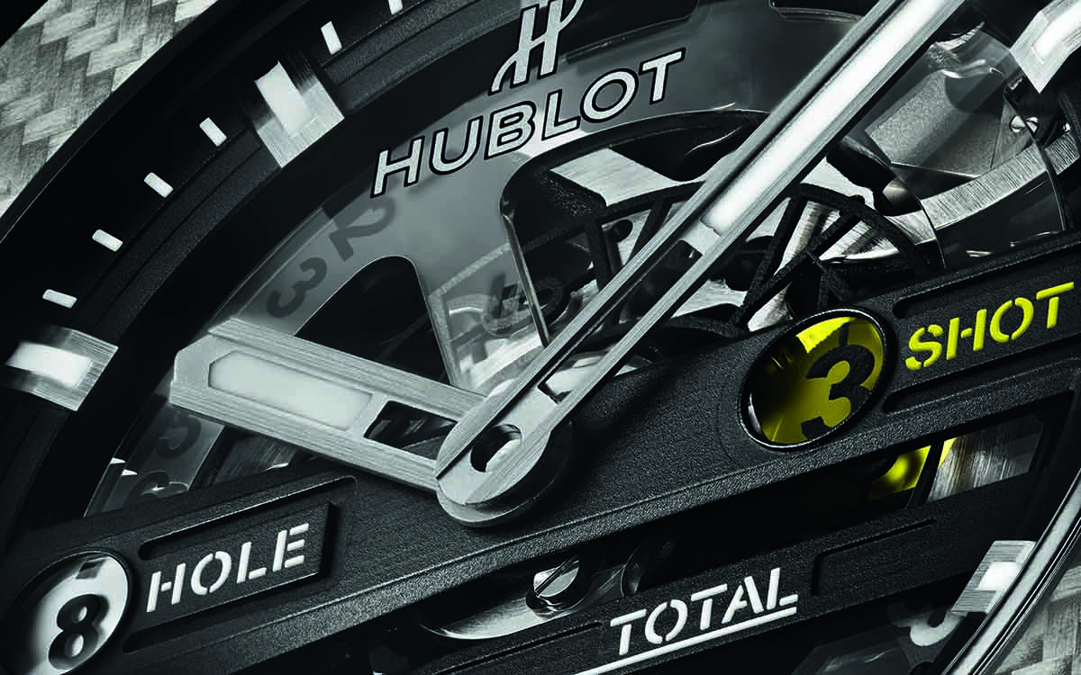 Hublot Big Bang Unico Golf Macro 2 fx