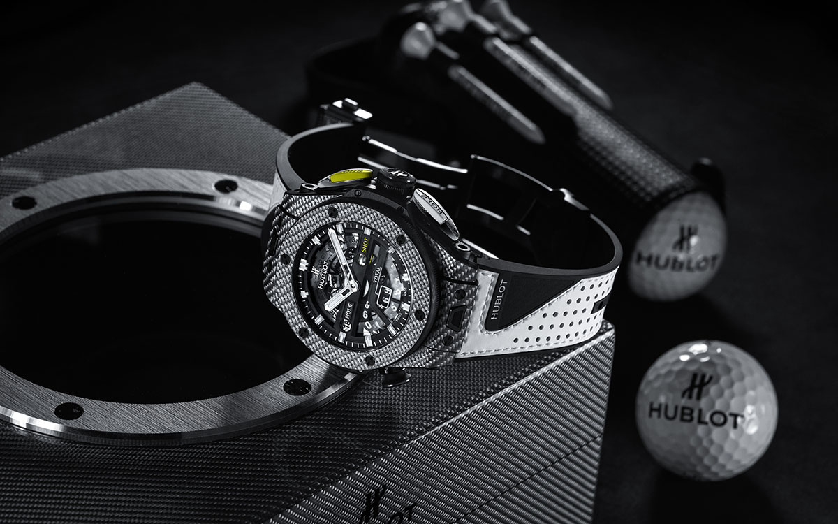 Hublot Big Bang Unico Golf Set 3 fx