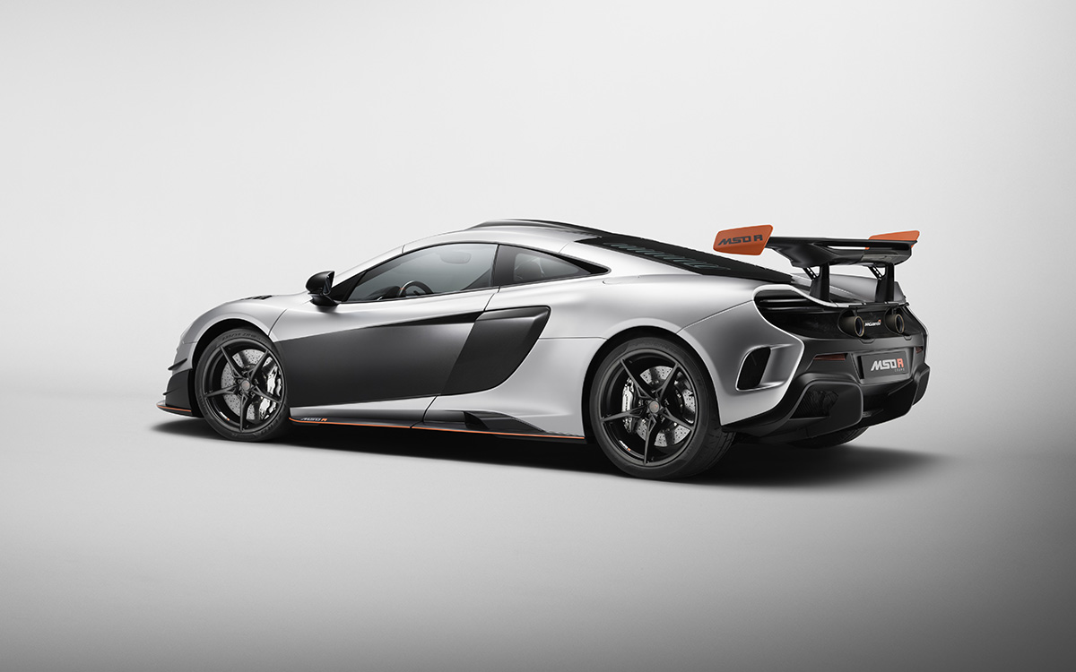 McLaren MSO R lateral fx