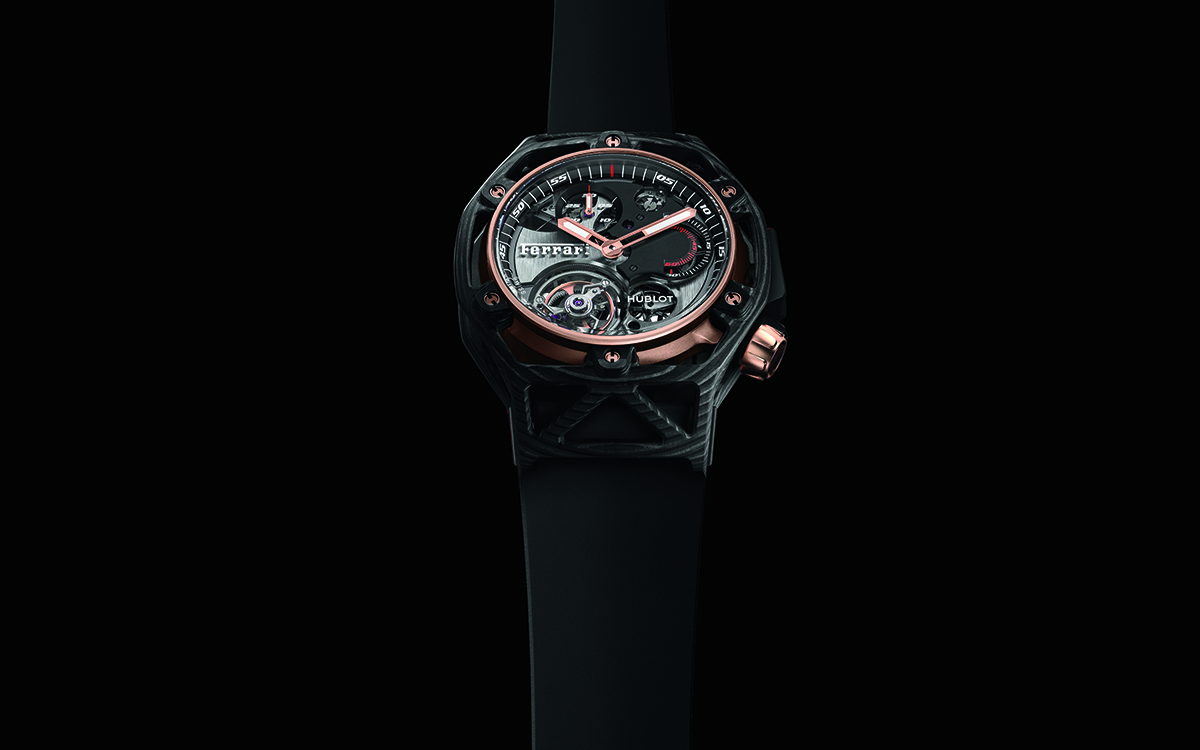 Hublot Techframe Ferrari 70 Years 1 fx