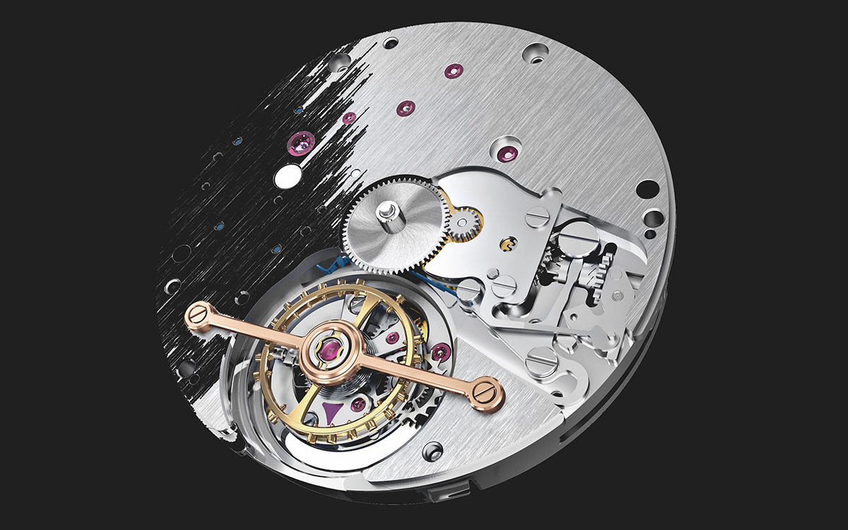 Montblanc Bohème Collection movimiento fx