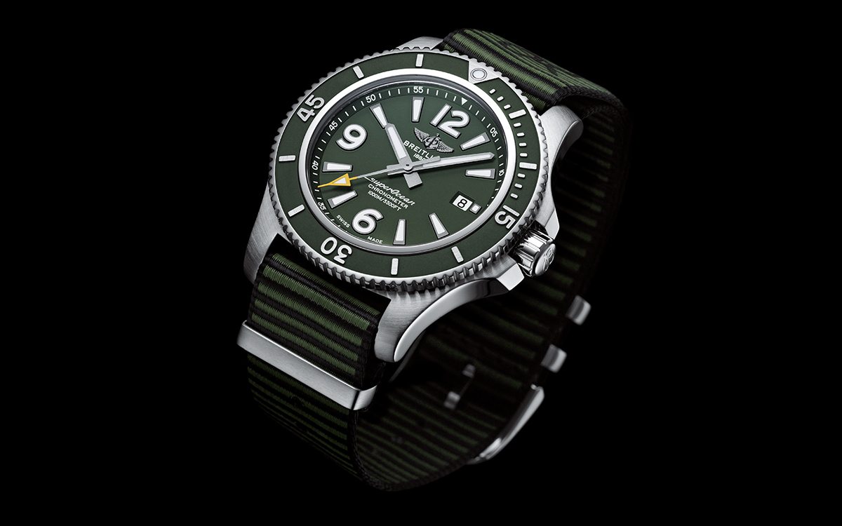 Breitling Superocean Outerknown 3 4 fx