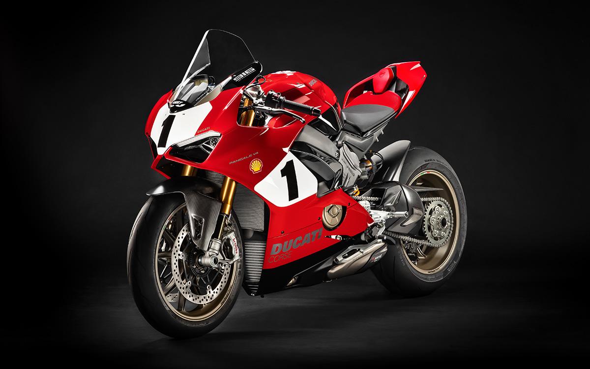 Ducati Panigale V4 25°Anniversario 916