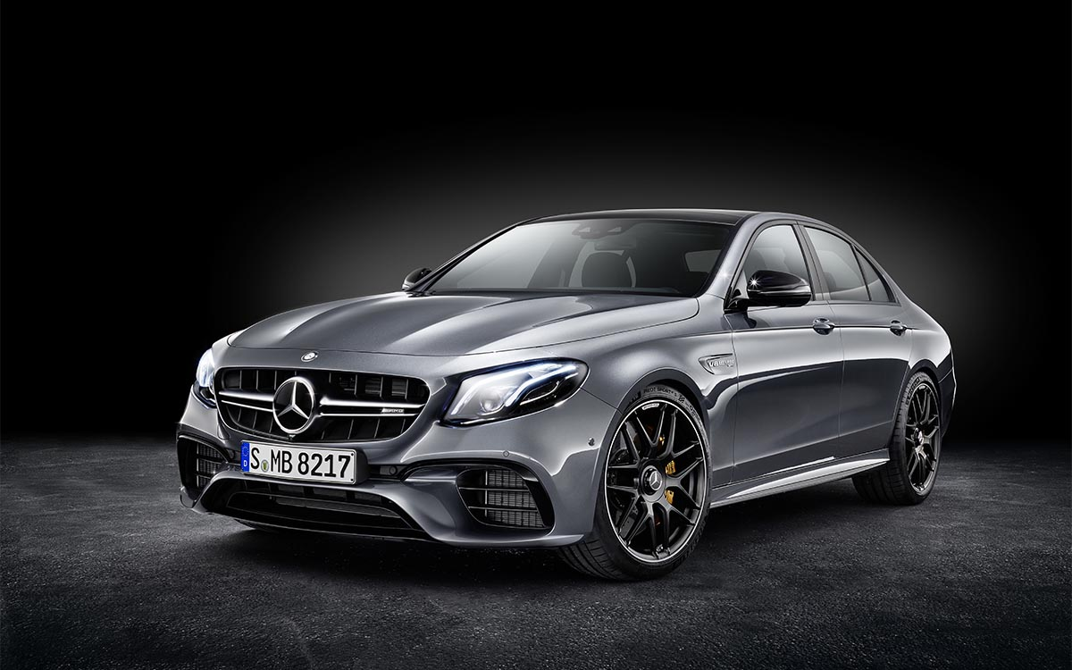 Mercedes-AMG E 63 4MATIC
