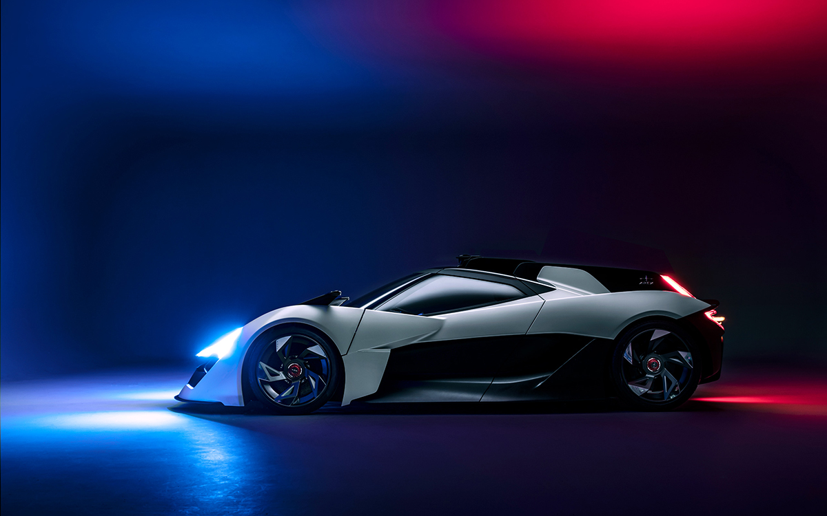 APEX AP-0 Super Sports EV Concept