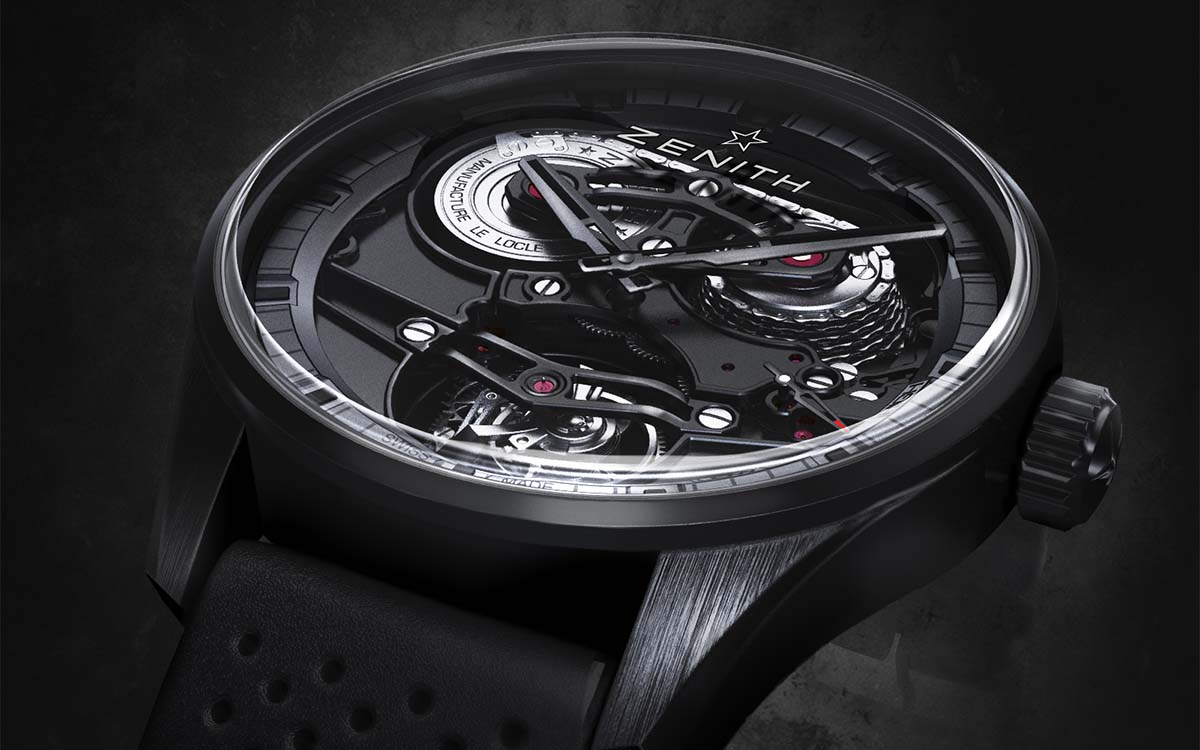 Academy Tourbillon Georges Favre-Jacot