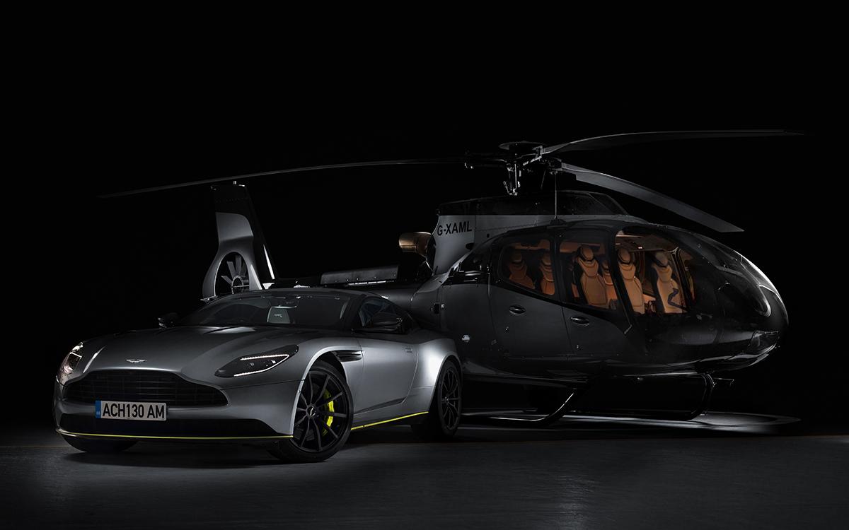 Aston Martin Airbus