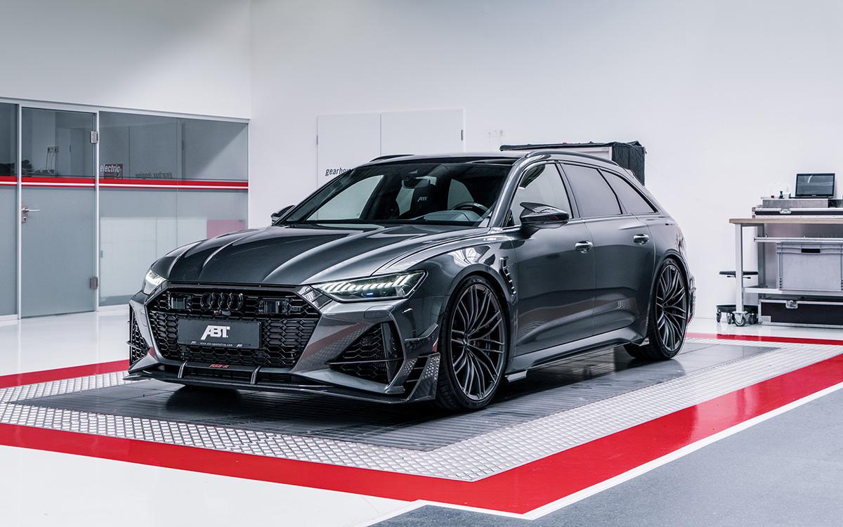 Audi ABT RS6-R