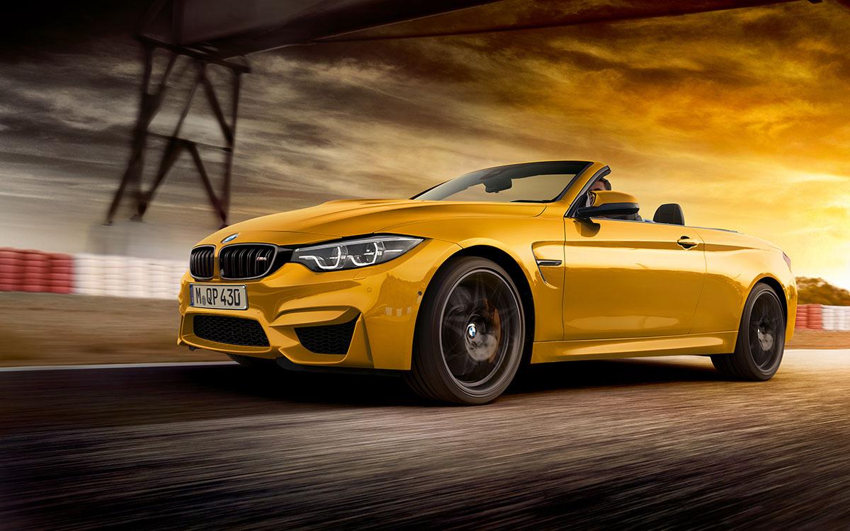 BMW M4 30 Jahre Edition