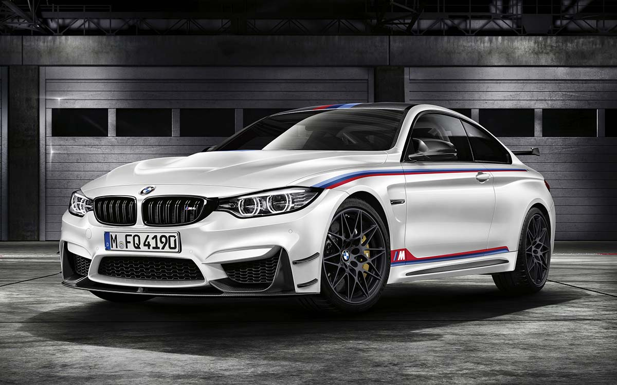 BMW M4 DTM Marco Wittmann Champion Edition
