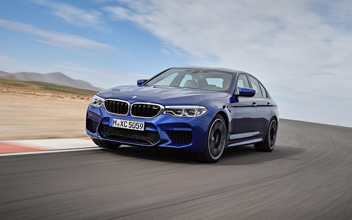 BMW M5 M xDrive