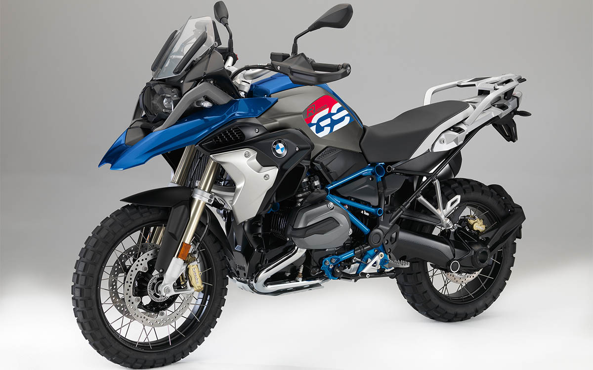 BMW R 1200 GS/Rallye/Exclusive