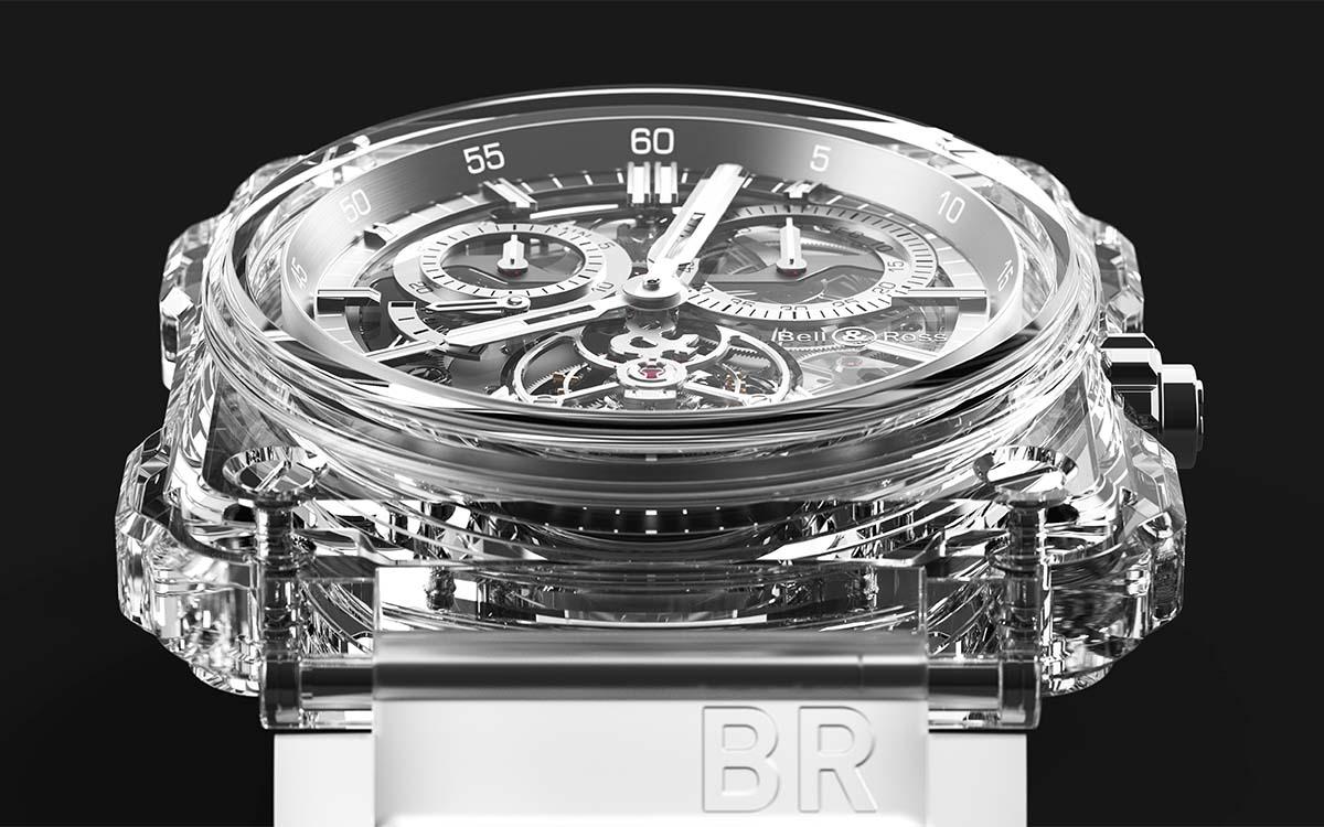 Bell & Ross BR-X1 Chronograph Tourbillon Sapphire