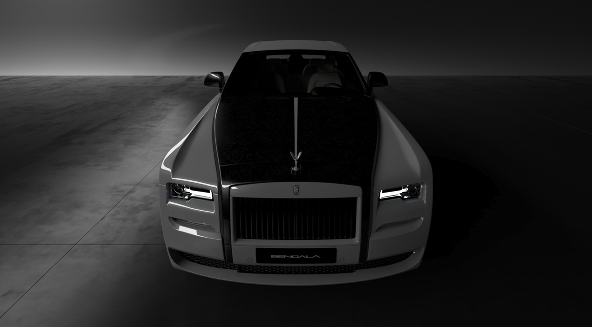 Rolls-Royce by Bengala