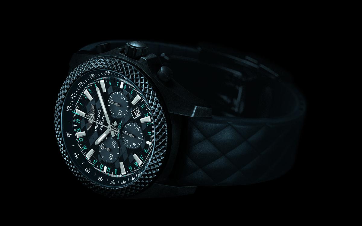 Breitling Bentley GT Dark Sapphire Edition
