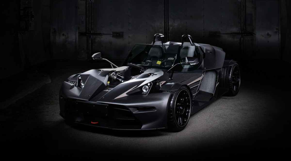 KTM X-Bow GT : Black Edition