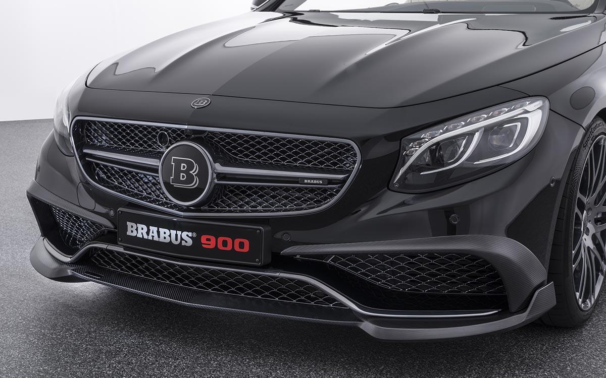 Mercedes Brabus Rocket 900 Cabrio
