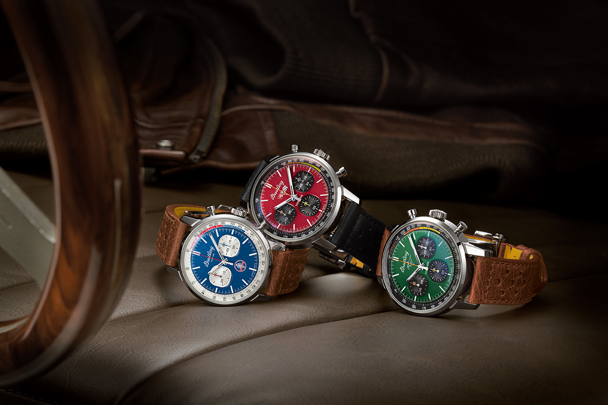 Breitling Top Time Classic Cars Squad