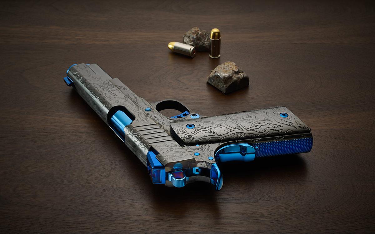Cabot Blue Scorpion