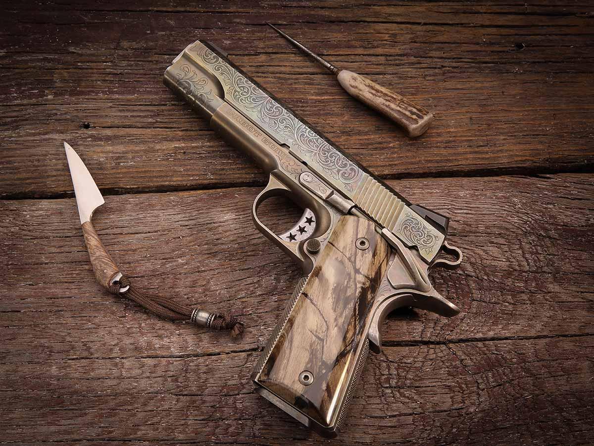 Cabot Guns SOB - Son of Relic
