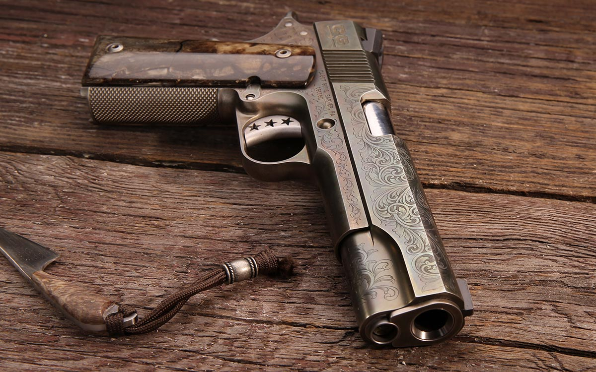 Cabot Guns SOB - Son of Relic