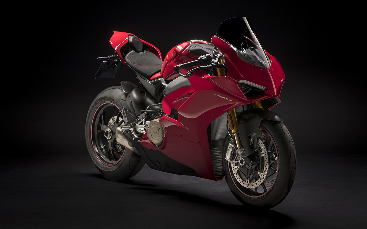 Ducati by Rizoma Panigale V4 Accessories