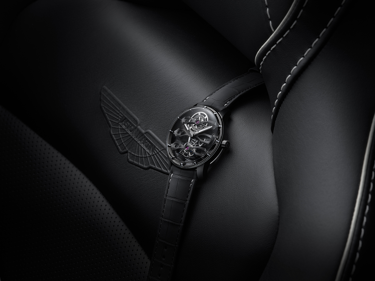 Girard-Perregaux Aston Martin Edition