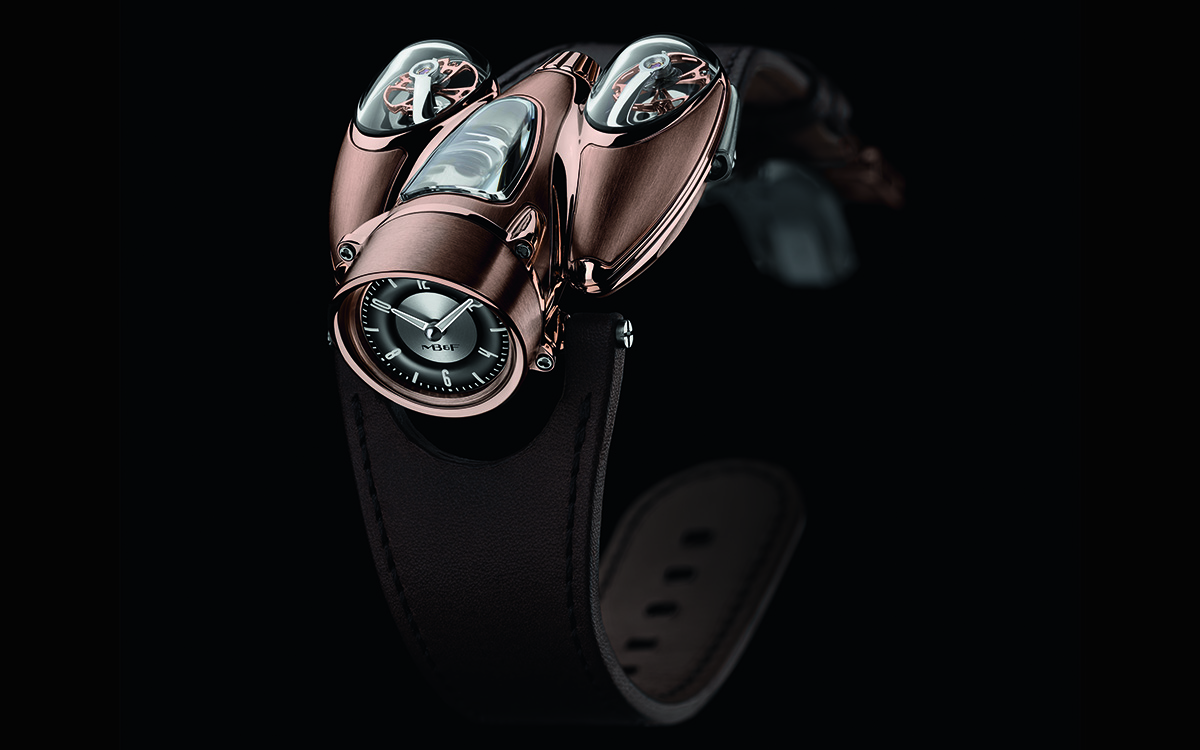 MB&F HM9 Flow Road - Air