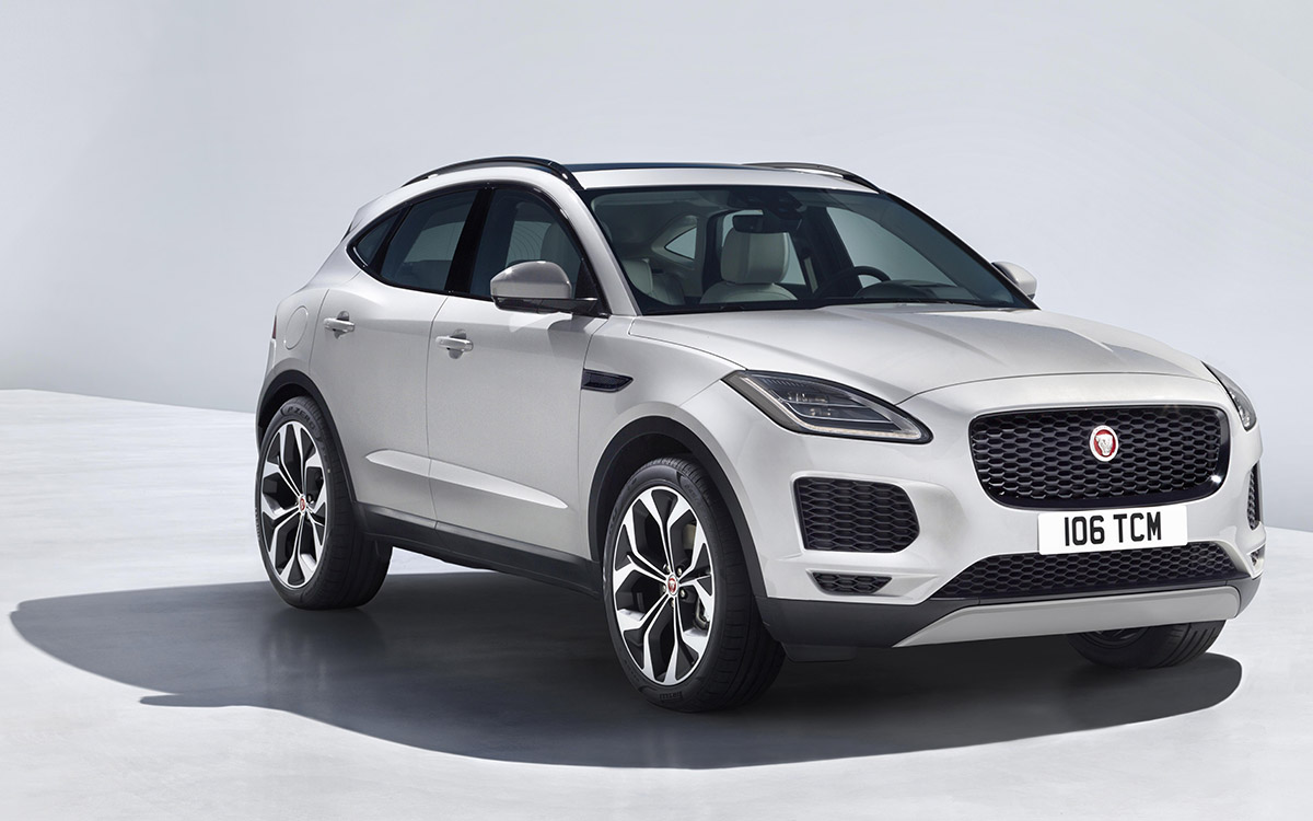 Jaguar New E-PACE 2018