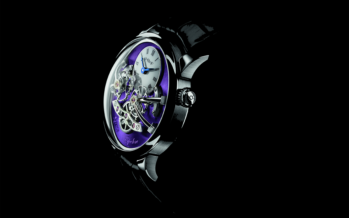 MB&F LM2 Purple