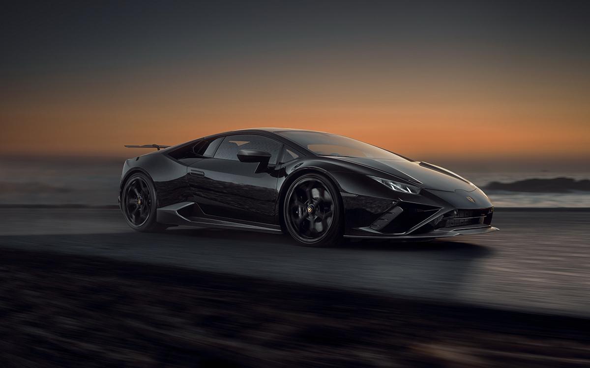 Lamborghini Huracán EVO RWD NOVITEC